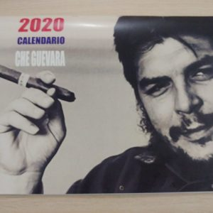 Calendario de pared Che Guevara 2020.