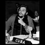 El che interviniendo en Congreso
